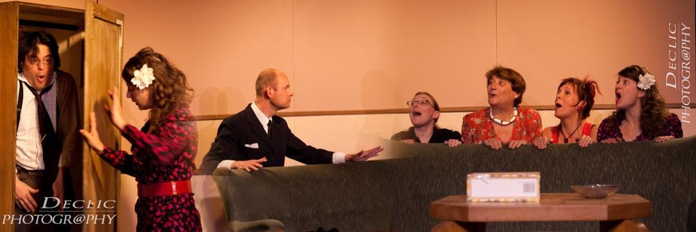 theatre Le coupable est dans la salle a Auderghem