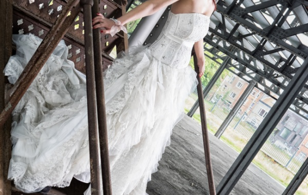wedding dress, photography