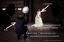 Fotograaf brussels wedding dress